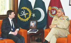 FO tells Nato political settlement only solution of Afghan conflict