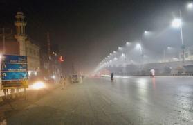Peshawar severely hit by smog