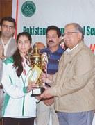 Mahoor, compatriots clinch titles at International Series Badminton