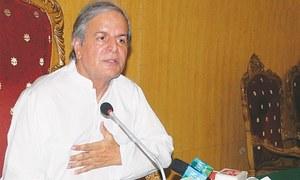 Getting rid of Sharifs won't solve problems: Hashmi