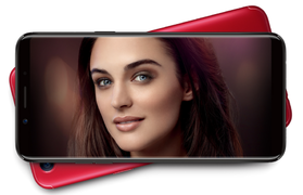 The OPPO F5 is here to help take the best selfies