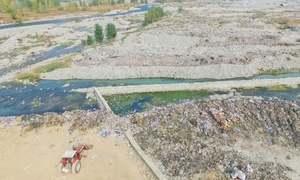 Swat's tourist resort turns into garbage dump