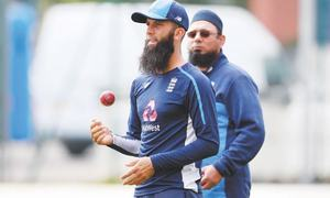 Moeen fit to play ahead of Ashes opener