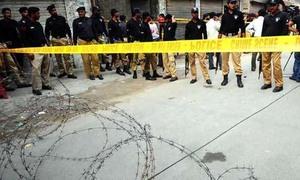 فیصل آباد پولیس مقابلہ: نوجوان کو قریب سے گولیاں ماری گئیں