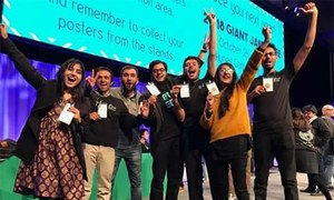 Pakistani students bring home silver from international science competition