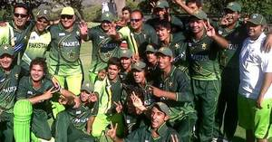 Pakistan in semis, India out of U-19 Asia Cup