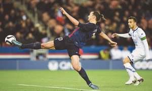 International return for Zlatan gets Sweden talking