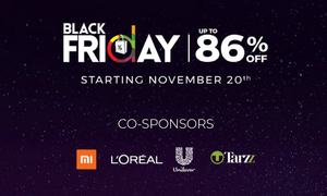 Daraz announces VEON Black Friday 2017 offering up to 86% discount
