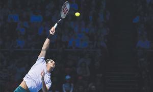 Federer downs Zverev in 'generation game' to reach semis