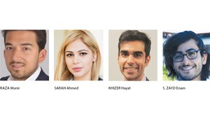 Four Pakistanis feature on Forbes magazine's '30 under 30' list