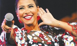 Egyptian diva to face trial for disparaging Nile