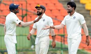 Rain threatens to disrupt start of India-Sri Lanka Test series