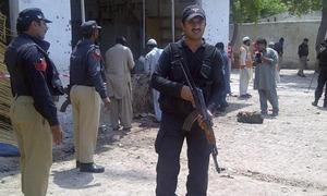 Extra police deployed in Pindi