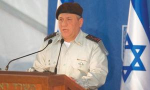 Israel ready to share intelligence about Iran with Saudi Arabia, says military chief