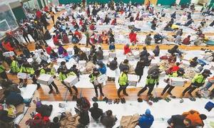 South Korea quake leaves over 50 injured