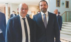 Hariri accepts invitation to France