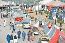 IHC directs religious group to end Faizabad blockade