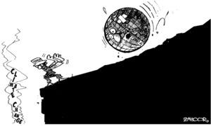 Cartoon: 17 November, 2017