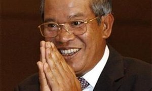 Cambodia's main opposition party dissolved by court