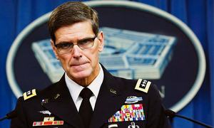 Pakistan, US trade blame over cross-border terrorism