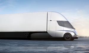 Tesla wants to electrify big trucks, adding to its ambitions