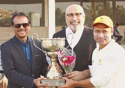 Vital Five CC win Fazal Mahmood Club Cricket title