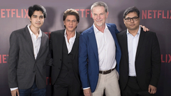 Shah Rukh Khan and Netflix team up for an Indian original series