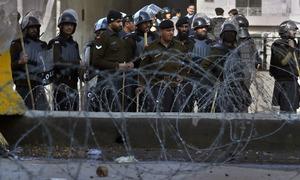 Ahsan Iqbal hopes Faizabad sit-in will soon end peacefully
