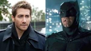 Is Jake Gyllenhaal replacing Ben Affleck in the new Batman movie?