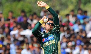 Ajmal offers to correct Hafeez's bowling action 'within a month'