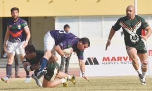 Italy beat Pakistan in first ever rugby league international fixture