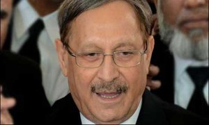 Naek replaces Babar in body on accountability law