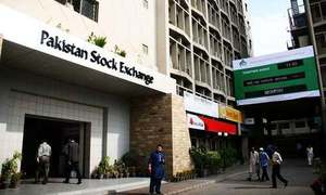 Stocks fall as MSCI reduces Pakistan weight