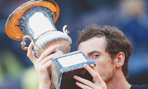 Murray, coach Lendl end second stint together
