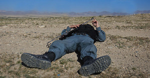 6 Afghan policemen killed in Taliban attack
