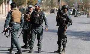 افغانستان: طالبان کے حملے میں 6 پولیس اہلکار ہلاک