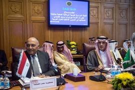 عرب لیگ اجلاس:سعودی عرب، بحرین کی ایران پر شدید تنقید