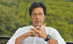 'شاہد خاقان عباسی کٹھ پتلی وزیر اعظم ہیں'