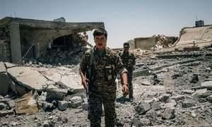 شام: ایران کی پاسداران انقلاب کا ایک اور کمانڈر ہلاک