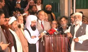 Islamabad protesters given more time by govt to reconsider protest