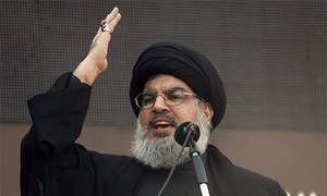 Hezbollah says ready to pull forces from Iraq after Islamic State defeat