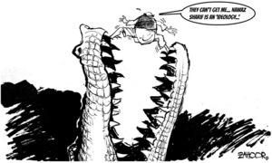 Cartoon: 21 November, 2017