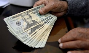 Current account gap widens 122pc