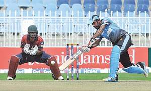 Lahore Blues, Karachi Whites score identical T20 wins