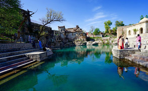 Aquifer feeding Katas Raj pond is under severe stress, SC told
