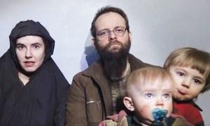 بازیاب ہونے والے امریکی خاتون کا طالبان پر تشدد کا الزام