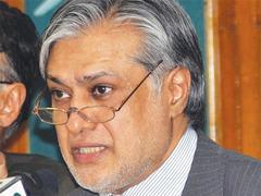 Finance Minister Dar declared absconder
