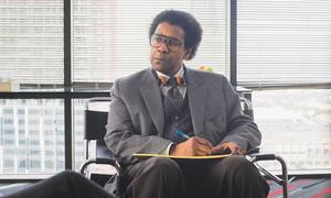 Denzel Washington plays a knight in tarnished armour in Roman J. Israel, Esq.