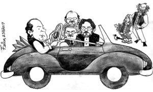 Cartoon: 23 November, 2017