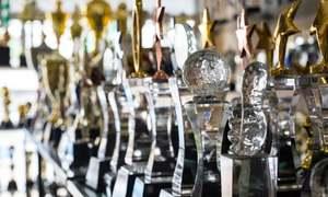 Why awards matter